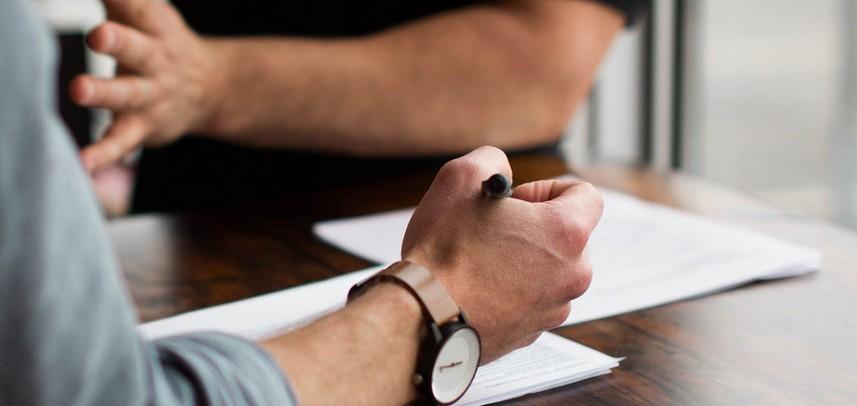 5 claves para transmitir seguridad en una entrevista de trabajo